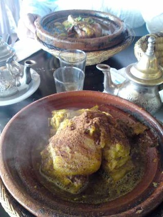 The restaurant argana for Argana moroccan cuisine
